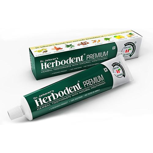 ჰერბოდენტი კბილის პასტა